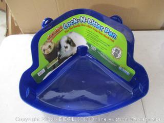 Jumbo Lock-N-Litter Pan