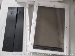 Wall Entry Pet Door