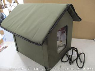 Outdoor Thermo-Kitty House