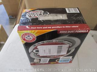 Arm & Hammer Platinum Clump & Seal Cat Litter (40 Lbs)