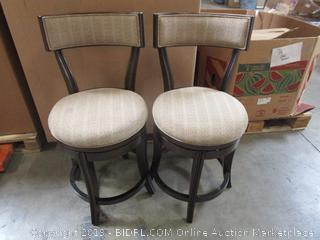 Pair of Chairs / Barstools