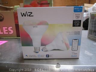 WiZ Connected Light BR30 LED Wifi Bulb