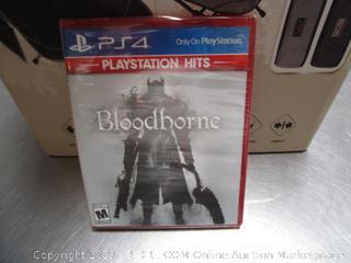 PS4 Bloodborne Game (sealed)