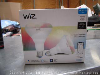 WiZ Connected Light BR30 LED Smart Wifi