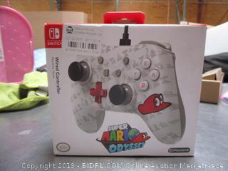 Super Mario Odyssey Xbox Controller