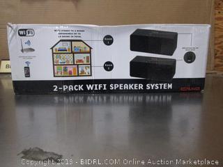 Craig Wifi Speaker System