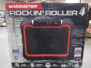 Monster Rocking Roller 4 Speaker