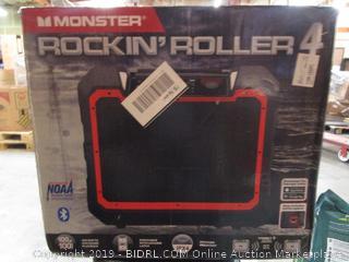 Monster Rockin Roller 4 Speaker