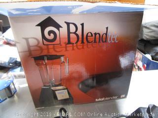 BlendTec Blender w/970 Cycles