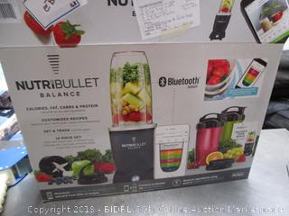 NutriBullet Balance Bluetooth Blender