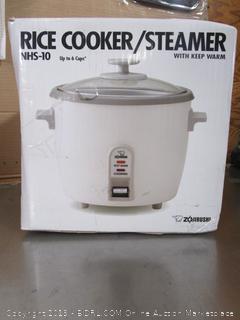 Rice Cooker / Steamer