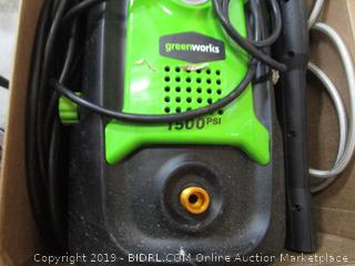 Green Works 1500psi