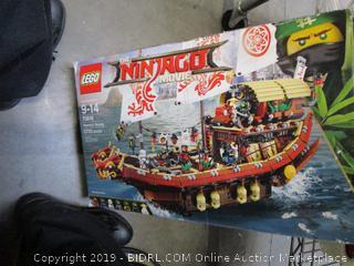 Misc. Ninjago Lego