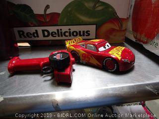 Lightning McQueen Toy RC Car