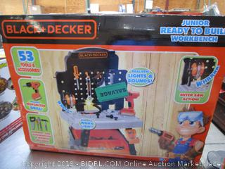 Black and Decker Kids Workbench - Please preview