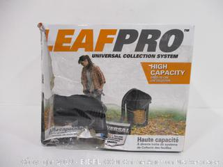 Leaf Pro Universal Collection System