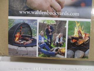 """Walden Firepit BBQ Grilling Grate 32"""""""
