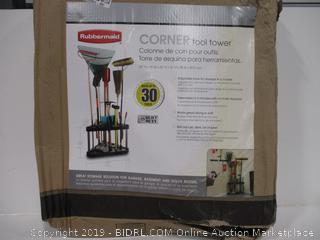 Rubbermaid Corner Tool Tower