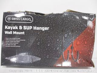 Swiss Cargo Kayak & Sup Hanger Wall Mount
