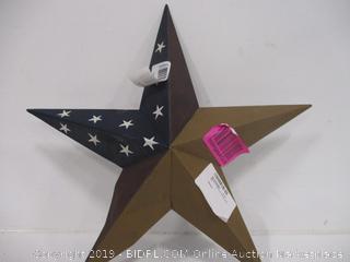 Decorative Flag Star