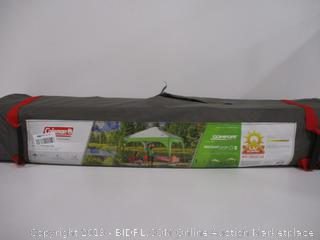Coleman Shelter 10x10 Straight Leg Square Canopy