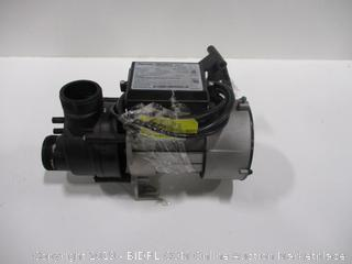 American Standard Ultima III Pump PWAS111501C 1 Speed with Air Switch, Plug