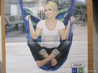 Sorbus Hanging Rope Hammock Chair swing