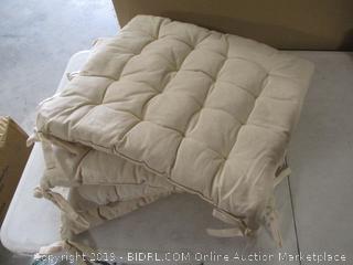 Cottone 100% Cotton Chair Pads