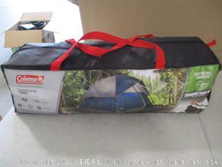 Coleman Sundome Tent 4 Person