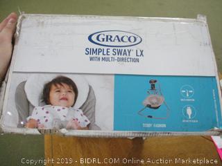 Graco Simple Sway LX Baby Swing