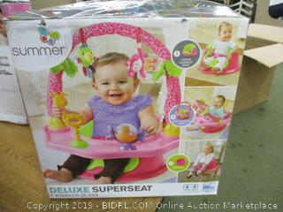 Summer Infant 3-Stage SuperSeat Deluxe