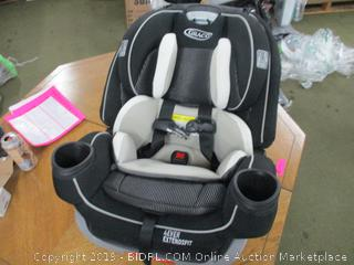 Graco 4Ever Extend2Fit 4 in 1 Car Seat (Retail $340)