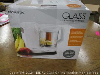 Baby Brezza Glass Baby Food Maker (Retail $140)