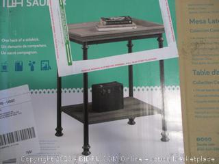 Sauder Side Table