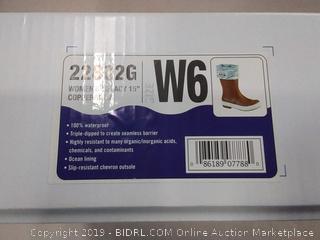 xtratuf women's Legacy Boots 15 in Copper / blue size W6