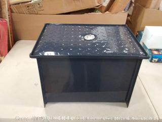 14 lb Grease capacity carbon steel grease trap