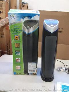 germguardian 3 in 1 digital air cleaning system with PUR Filter