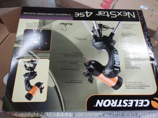 Celestron Next Star 4 SE (Online $499)