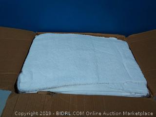 Pro-Clean Basics White Terry Cloth Rags: 15 Lb. Box