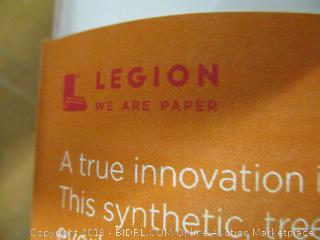 Legion Yupo Polypropylene Roll 30 inches X 10 yards Y26-YUP74WH3010