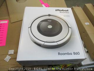 iRobot Roomba 860 Vacuum Cleaning Robot Factory Sealed