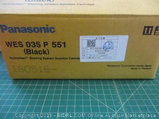 Panasonic Hydraclean Shaving System Solution Cartridges