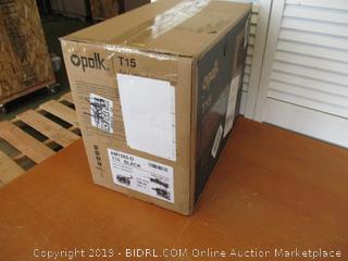 Polk Audio T15 100 Watt Home Theater Bookshelf Speakers (Retail $100)