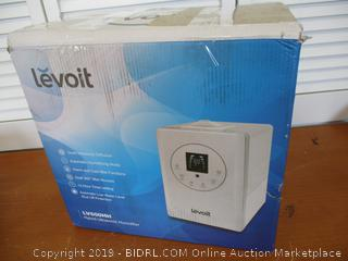 LEVOIT Humidifiers for Large Room Bedroom (6L), Warm and Cool Mist Ultrasonic Air Humidifier (Retail $90)