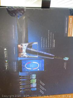 Philips Sonicare DiamondClean Smart 9700 Rechargeable Electric Toothbrush, Lunar Blue HX9957/51 (Retail $280)