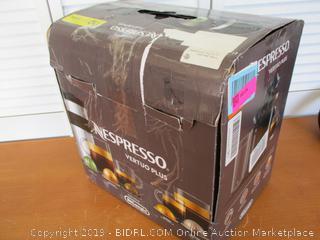 Breville-Nespresso VertuoPlus Coffee and Espresso Machine (Retail $200)