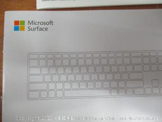 Microsoft Surface Keyboard (Retail $85)