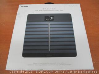 Nokia Body Cardio Smart WiFi Scale (Retail $165)