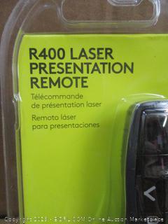 R400 Laser Presentation Remote