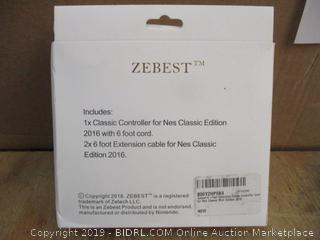 Zebest  For Nes Classic Edition 2016 Game Controller